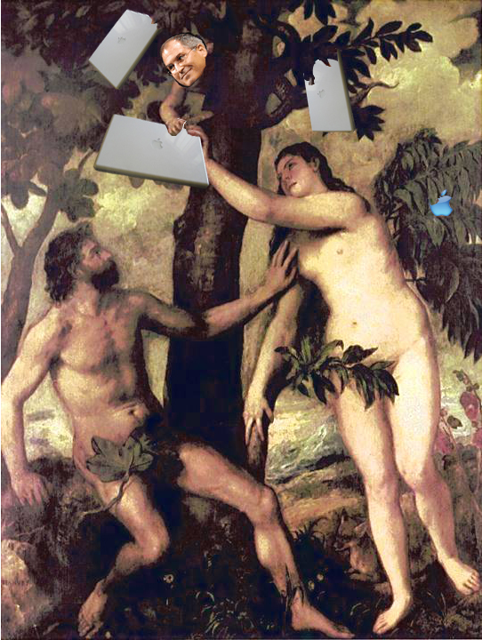 Adam, Eve and Steve